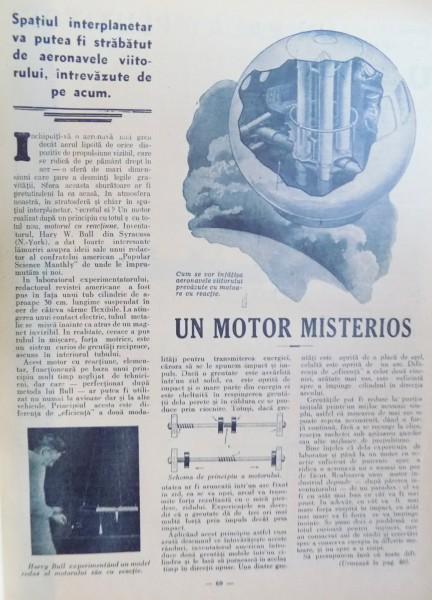 Ziarul ştiinţelor şi al călătoriilor, nr.52, 1935