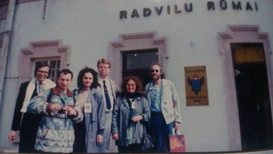 Ana-Maria Negrilă, Claudiu Murgan