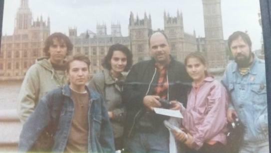 Londra, 1995